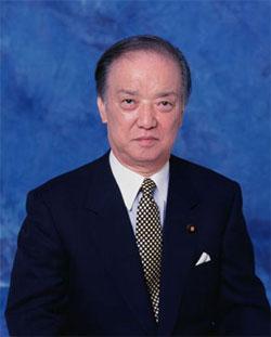 Toshlki Kaifu, президент Азиатской федерации по Софт теннису