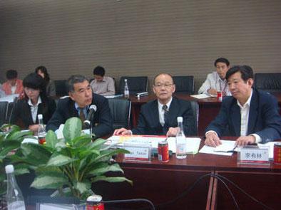 Встреча руководства ASTF и представителей организационного  комитета Азиатских игр в Гуанчжоу  (GAGOC).